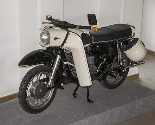 MZ Trophy Német motorkerékpár