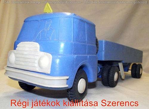 Csepel kamion