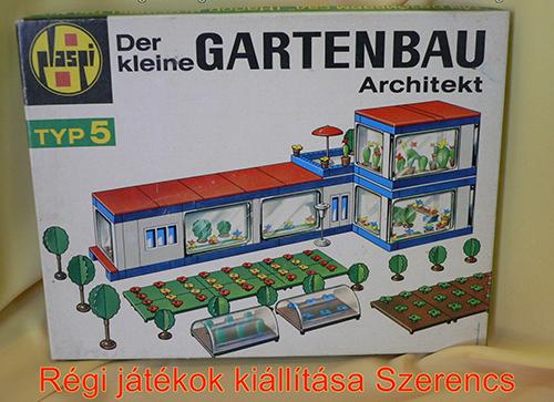 Grossblock építő Szerencsen