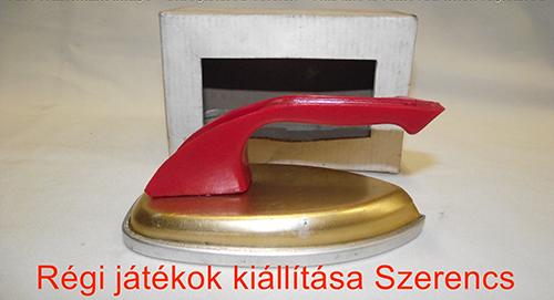 Magyar játék vasaló