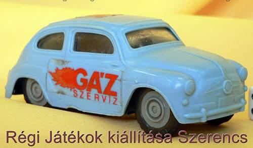 Lemezárugyár Tigáz autó