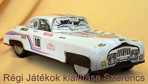 Packard Lemezautó Rallye