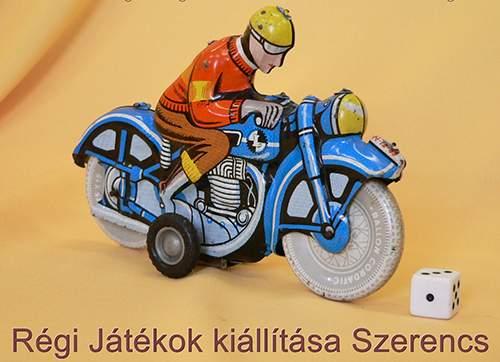 Lemezjáték motoros