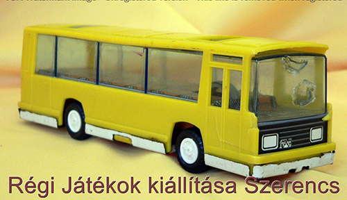 NDK lendkerekes busz