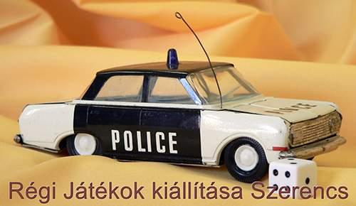 Rendőrségi Moszkvics