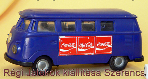 VW Busz Coca-Cola