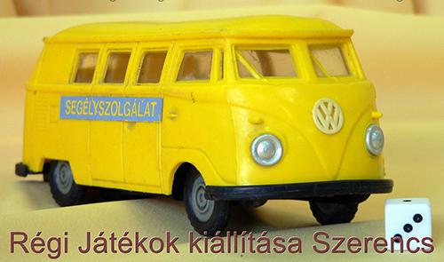 VW Busz Segélyszolgálat