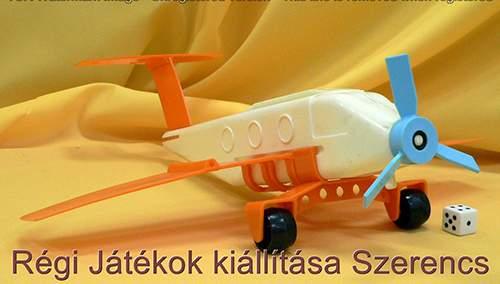 Retro szovjet repülőgép
