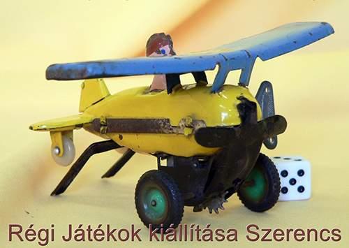 csehszlovák felhúzhatós repülőgép