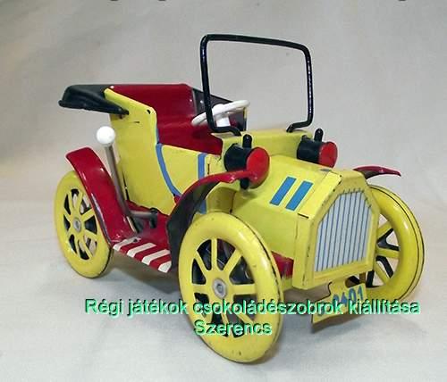 Csehszlovák oldtimer autó