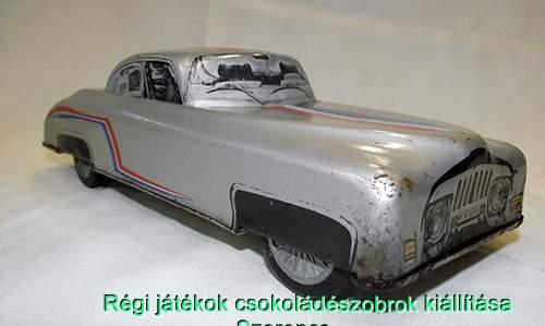 lemezárugyár Packard autó
