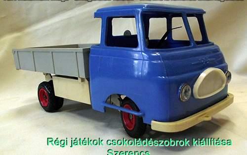 Robur teherautó DDR