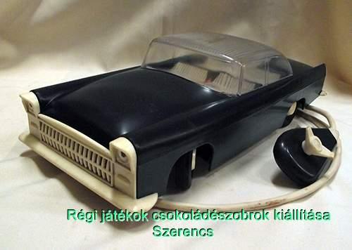 Csajka távirányítású autó Szovjetunió