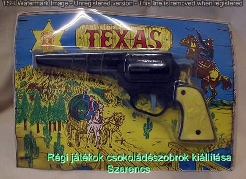 texas trfik pisztoly