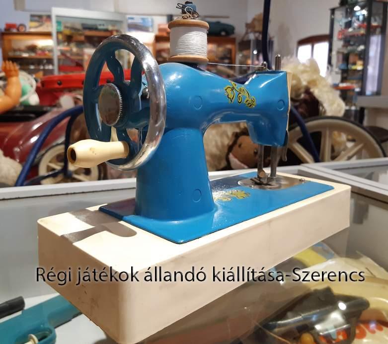 szovjet játékvarrógép
